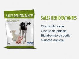 Sales Rehidratantes Proagro
