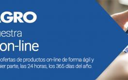 (Español) ¿Sabía Ud. que Proagro cuenta con una Tienda online para comprar desde cualquier dispositivo?
