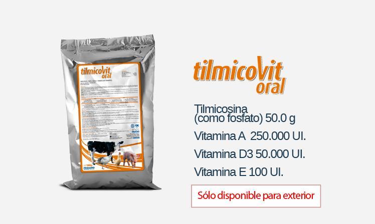 Tilmicovit Oral