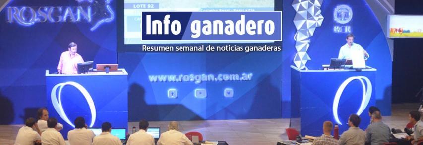 (Español) Rosgan vendió casi 14 mil cabezas de ganado y aseguran que se vive un buen momento