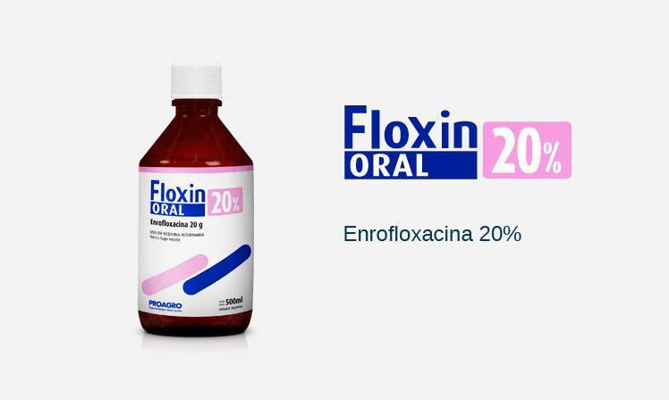 Floxin 20% Oral