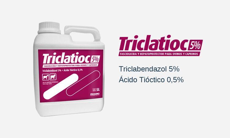 Triclatioc 5%