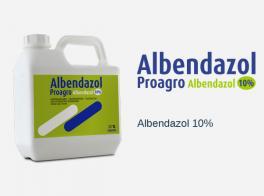 Albendazol Proagro 10%