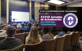 (Español) Proagro en las XXXVII Jornadas de Actualización en Ciencias Veterinarias