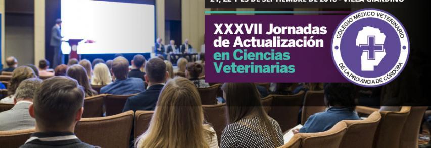Proagro en las XXXVII Jornadas de Actualización en Ciencias Veterinarias