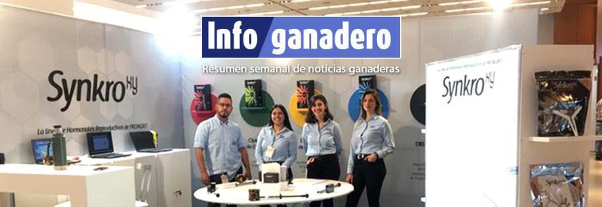 (Español) Presentes en el 13º Simposio Internacional de Reproducción Animal