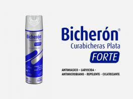(Español) Bicherón Curabicheras Plata FORTE