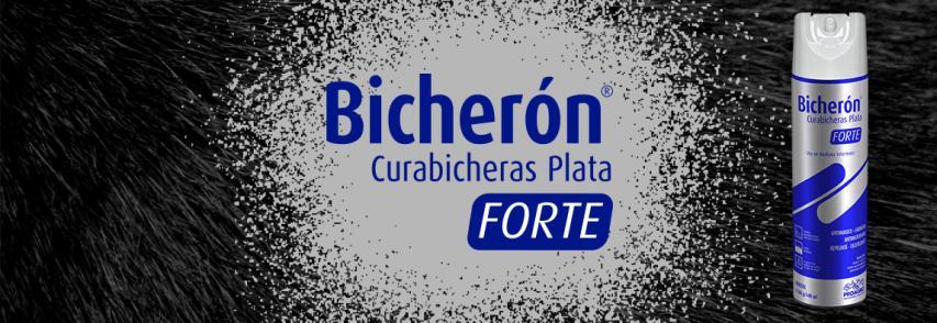 Lanzamiento : BICHERÓN CURABICHERAS PLATA FORTE