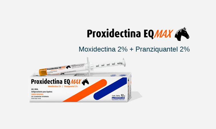 Proxidectina EQ Plus MAX
