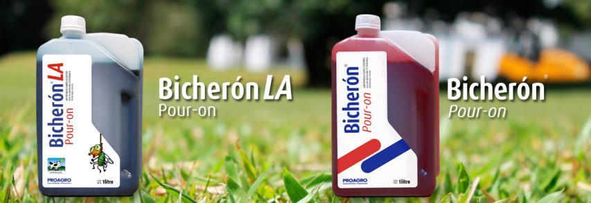 ¿Sabía usted… que los antiparasitarios Bicherón Pour On y Bicherón Pour On LA de Proagro son muy efectivos para combatir parásitos externos?