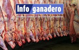 Carne: la exportación ya se lleva una de cada cuatro toneladas