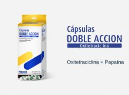 Doble Action Capsules